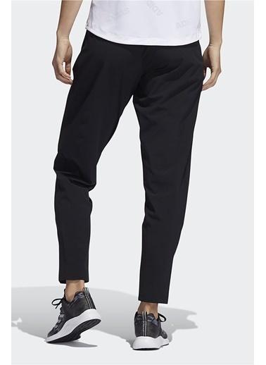 adidas Adidas Kadın Koşu - Yürüyüş Eşofman Altı Wvn Train Pant Gl0681 Siyah